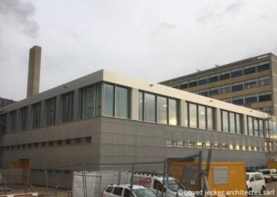 Centre professionnel littoral neuchâtelois bâtiment C