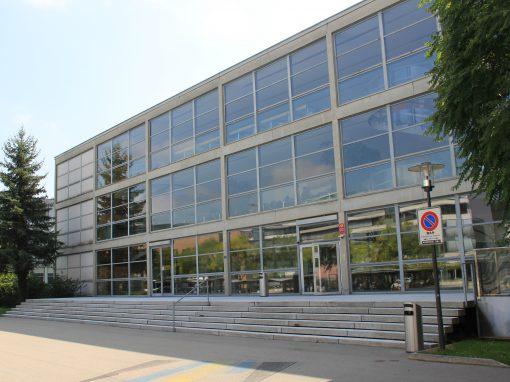 Bâtiment de physique de l'université de Fribourg